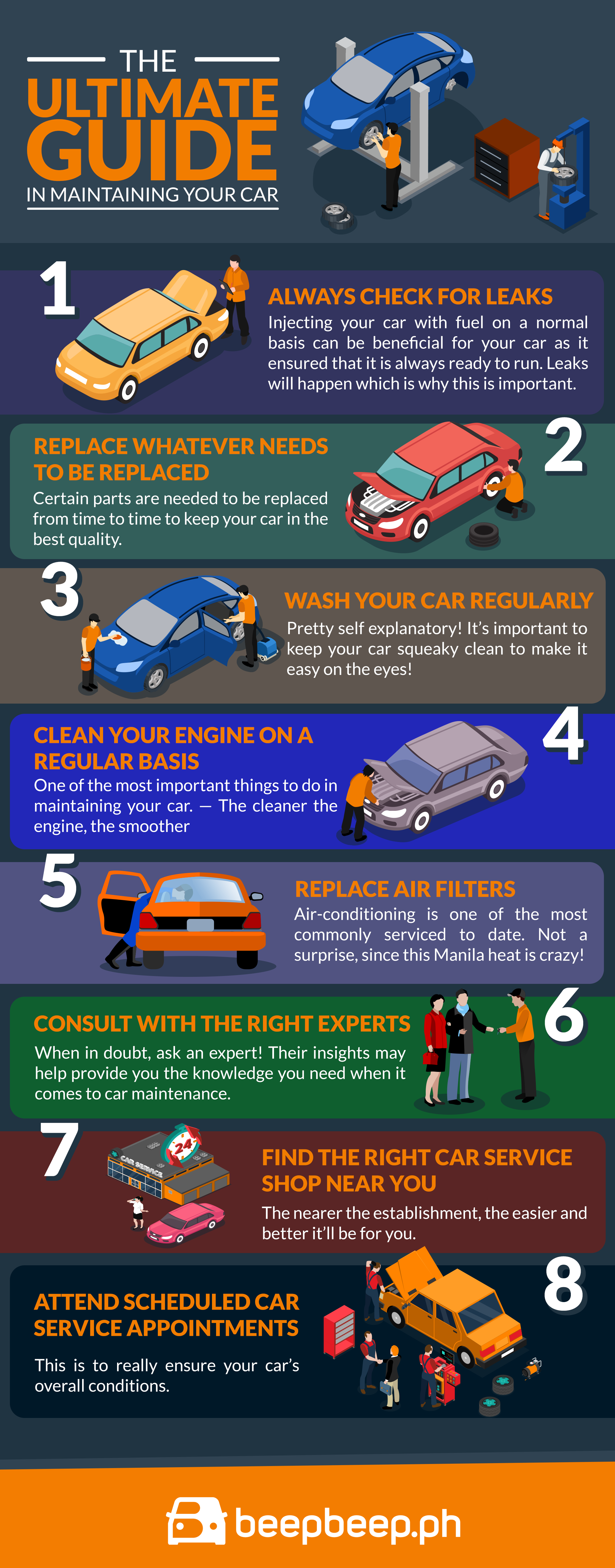 Ultimate Car Maintenance Guide