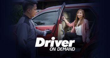 Hire a driver in Manila