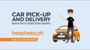 Service Valet: Car Pick-up and Delivery - Service Valet by beepbeep.ph