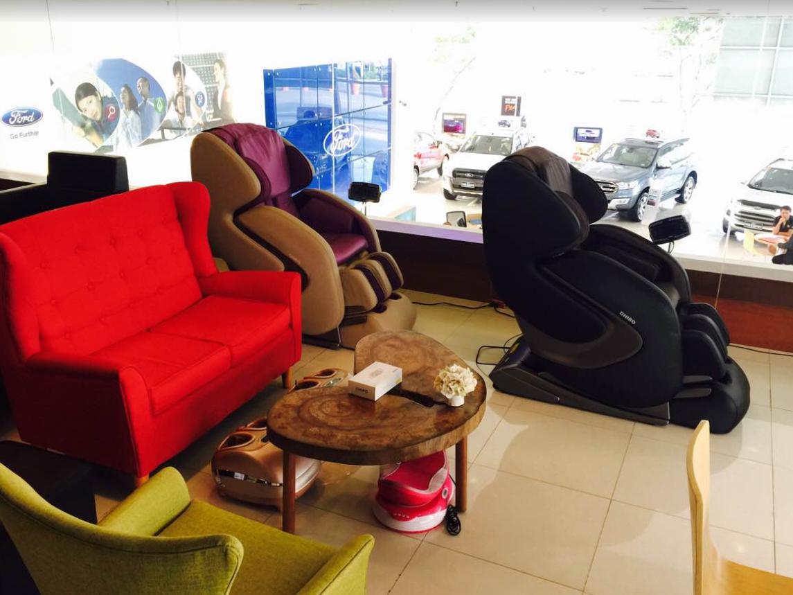 Ford Manila Bay - Best Car Shop Lounges